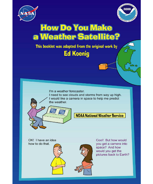 how to make a weather satellite - Weather Pics For Kids